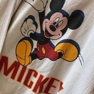 Disney Tops - MICKEY Unlimited Vintage Disney Sweatshirt